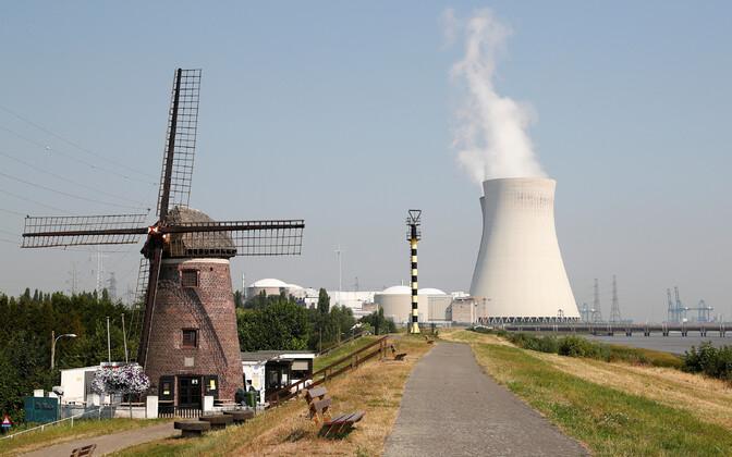 АЭС Дул в Бельгии.