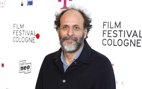 Itaalia filmirežissöör Luca Guadagnino.