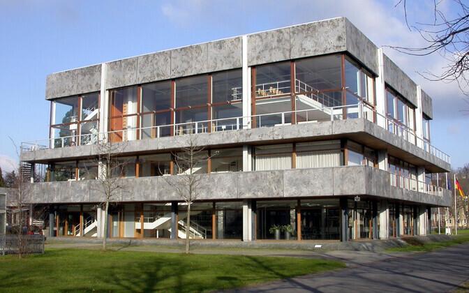 Saksamaa konstitutsioonikohus ehk Bundesverfassungsgericht.