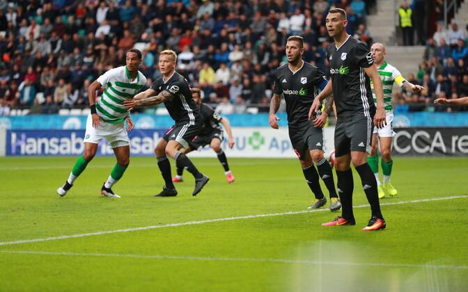 Jalgpalli Meistrite liiga: Nõmme Kalju FC - Glasgow Celtic