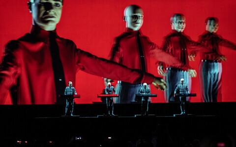 Kraftwerk 2019. aasta juulis.