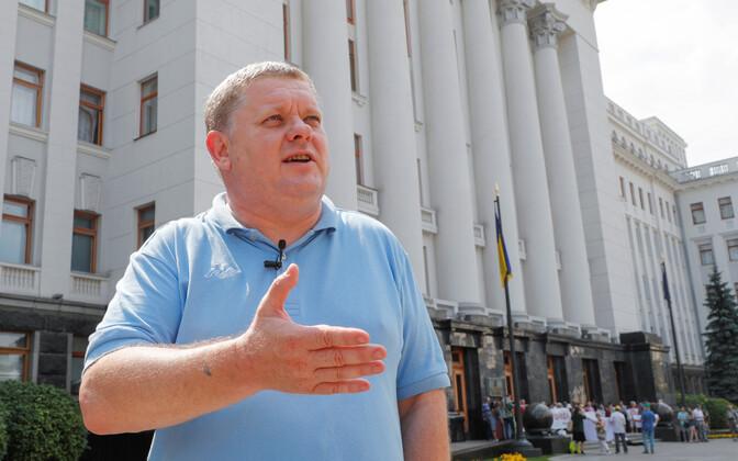 Ukraina poliitikavaatleja Viktor Bobõrenko.