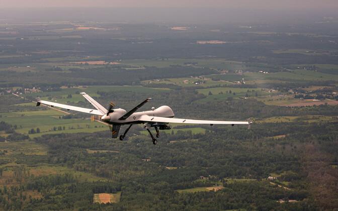 USA õhuväe droon.