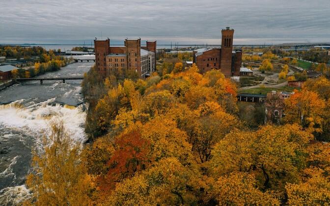 Страничка Narva2024 в Facebook