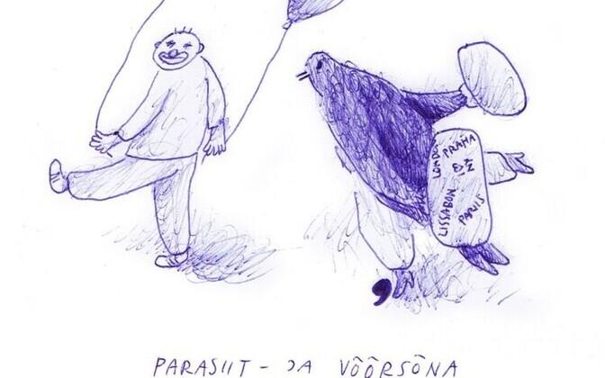 Eesti keele elavdamine.