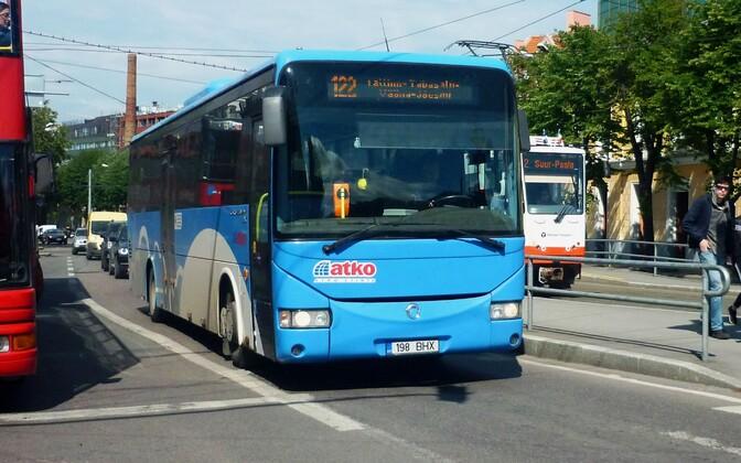 ATKO buss.