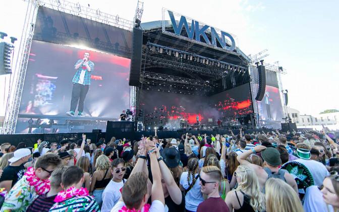 Weekend Festival 2019. aastal Helsingis.