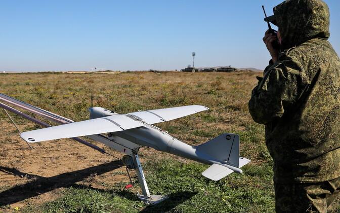 Vene sõjaväe droon.