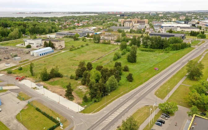Former Eesti Energia buildings in Mustamäe to be auctioned.