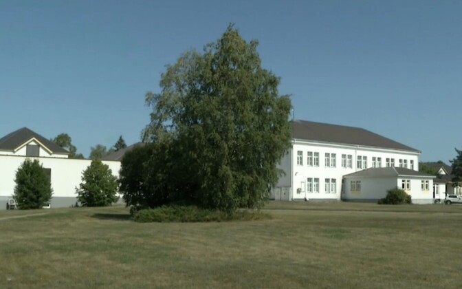 Hiiumaa Hospital in Kärdla, the island's capital.