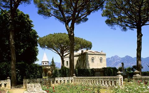 Villa Cimbrone Ravellos