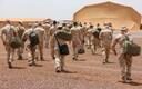 Подразделение Estpla-32 прибыло на военную базу в Мали.