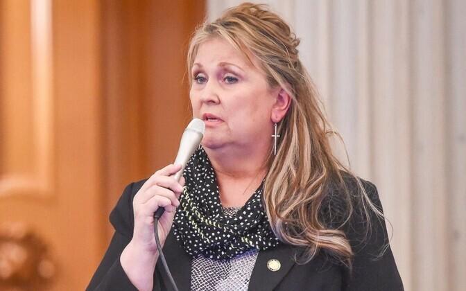 Ohio vabariiklane Candice Keller.