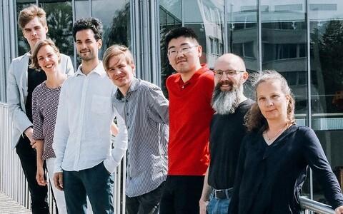 Sasha Mäkilä kuuendad rahvusvahelised orkestridirigeerimise meistrikursused.