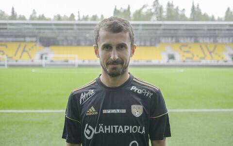 Zakaria Beglarišvili