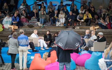 Arvamusfestivali esimene päev. Teaduskeel(ed) - kellele ja kuidas?
