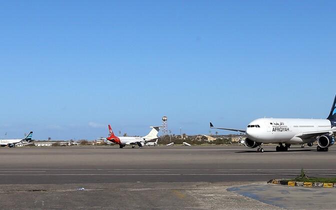Tripoli lennujaam.