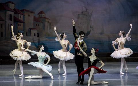 Viimati etendati balletti