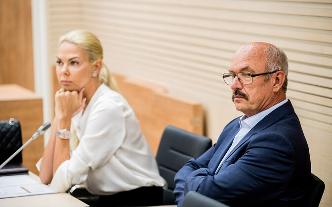 Vello Kunman annab Savisaare protsessil ütlusi