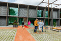 Открытие центра здоровья в Табасалу.