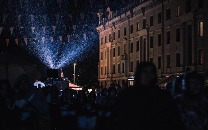 Opening night of Tartuff 2019. Aug. 12, 2019.