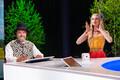Katrin Maiste,  Erki Berends ja Ain Saarna
