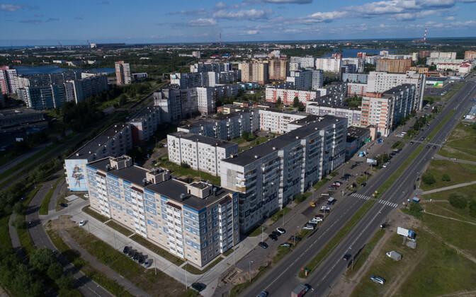 В Северодвинске 8 августа зафиксировали превышение мощности дозы гамма-излучения в 4-16 раз по сравнению с фоновыми значениями.
