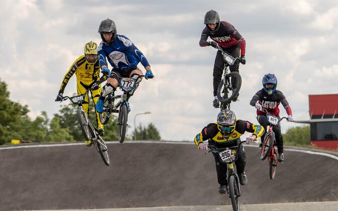 BMX kross