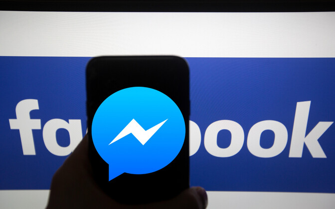 Facebook ja Facebook Messenger.