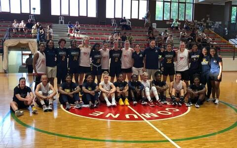 Janne Pulk ja TKH Basketball