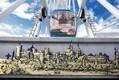 Таллиннский городской музей открыл выставку о башнях столицы на платформе колеса обозрения.