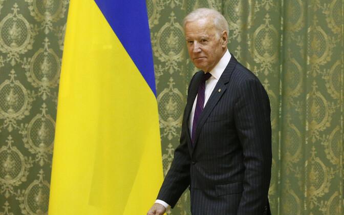 Joe Biden Kiievis 2017. aasta jaanuaris.