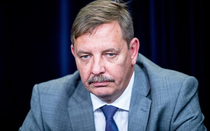 Majandusminister Taavi Aas
