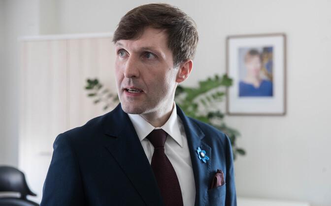 Мартин Хельме извинился перед Юри Ратасом | Эстония | ERR