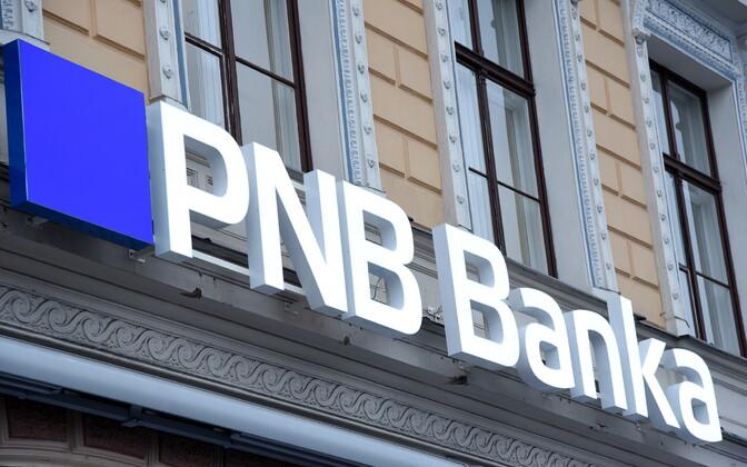 Läti PNB Banka.