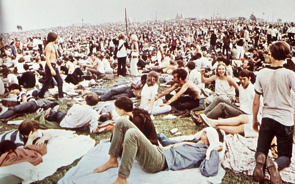 Legendaarne muusikafestival Woodstock tähistab 50. sünnipäeva