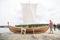 Viikingipaadi vettelaskmine