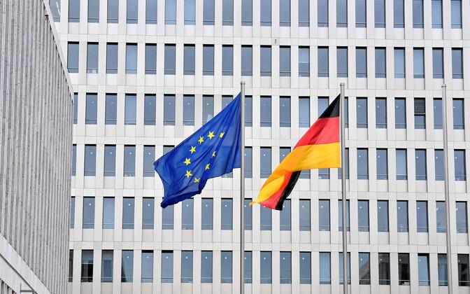 BND peakorter Berliinis.