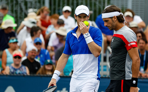 Andy Murray ja Feliciano Lopez