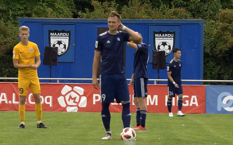Maardu Linnameeskond - FC Kuressaare