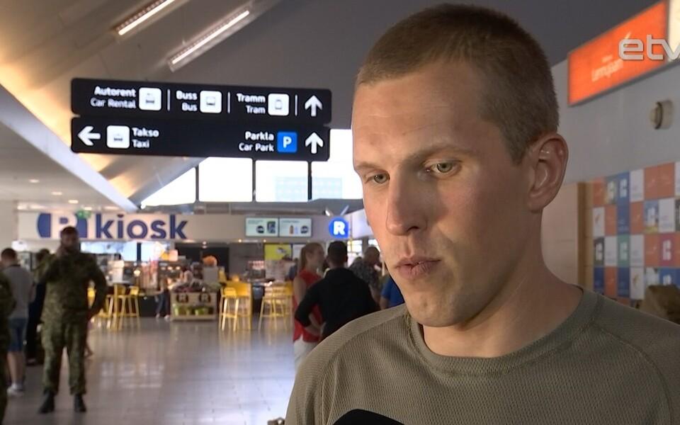 Капрал Владислав Каулько.