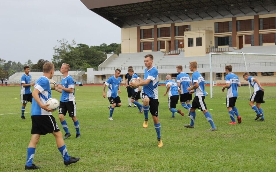 Eesti noorte jalgpallikoondis
