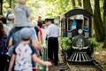 Детскому поезду Таллиннского зоопарка исполнилось 30 лет.
