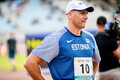 Второй день чемпионата Эстонии по легкой атлетике.