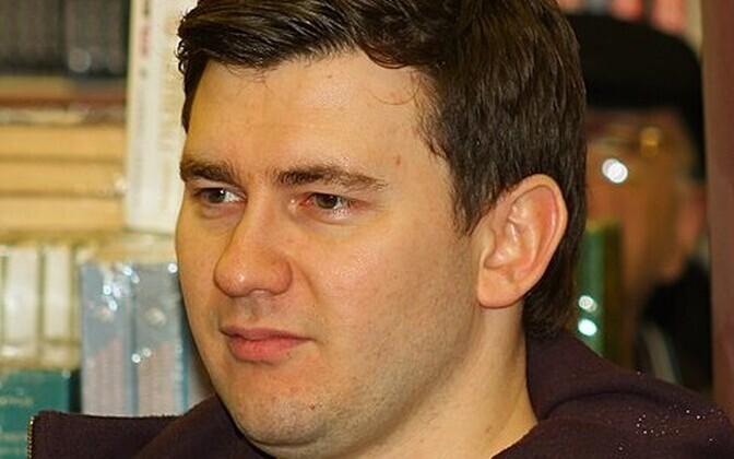 Dmitri Gluhhovski