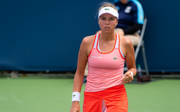 Анетт Контавейт опустилась на 21-е место в рейтинге WTA.