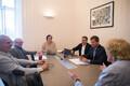 Встреча антикоррупционной комиссии с депутатом Виктором Васильевым.