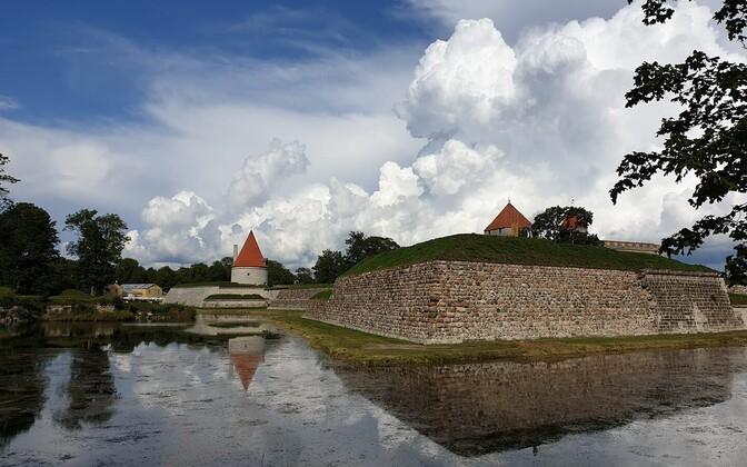 Замок Курессааре.