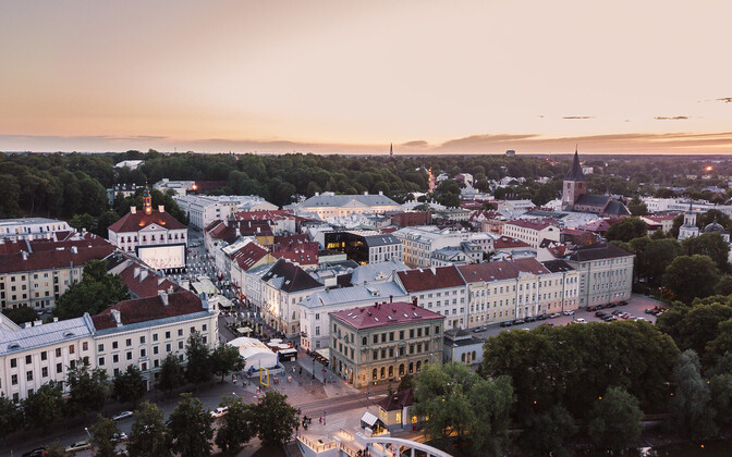 Tartu will be Estonia's next European Capital of Culture in 2024.