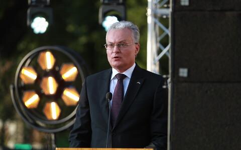 Президентский прием в Розовом саду.